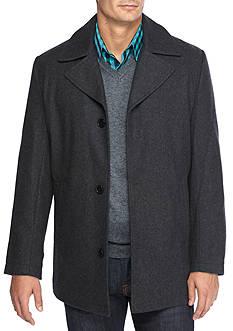 London Fog Wool Car Coat