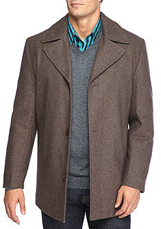 London Fog Wool Car Coat