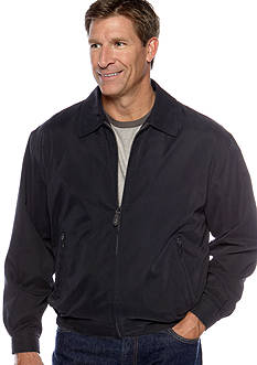 London Fog Big & Tall Microfiber Jacket
