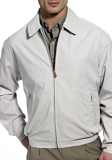 London Fog® Big & Tall Microfiber Jacket