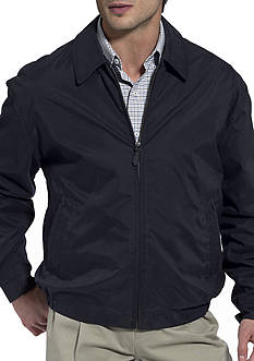 London Fog Microfiber Golf Jacket
