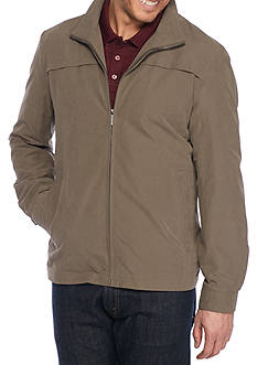 London Fog Big & Tall Microfiber Golf Jacket