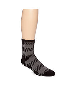 Legale Duo-Layer Slipper Crew Socks - Single Pair