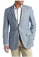 Saddlebred® Classic-Fit Blue Chambray Sport