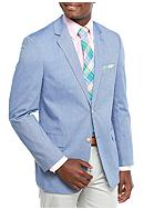Saddlebred® Classic Fit Blue Chambray Sport
