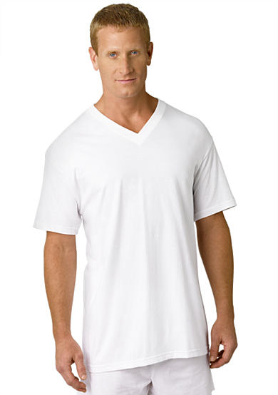 Saddlebred® 3Pk V-Neck Tees