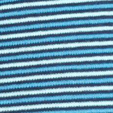Men: Boxer Briefs Sale: Stripe Teal-Navy Saddlebred Stripe Knit Boxer Briefs