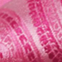 Mens Ties: Paisley & Formal: Pink Susan G. Koman Knots for Hope Printed Paisley Bow Tie