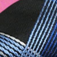 Mens Ties: All Neckties: Black Susan G. Koman Knots for Hope Grid Bow Tie