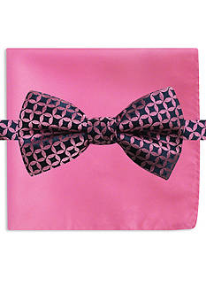 Susan G. Koman Knots for Hope Neat Bow-Tie