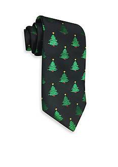 Hallmark Holiday Traditions Artsy Tree Tie