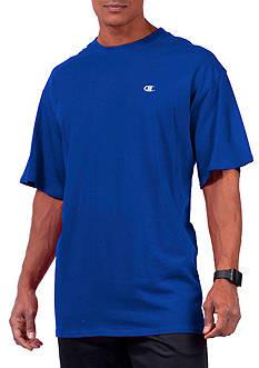 Champion Big & Tall Short Sleeve Jersey Crew Tee