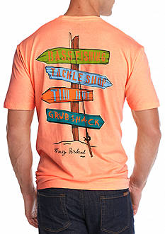 Hybrid™ Busy Weekend Graphic Tee