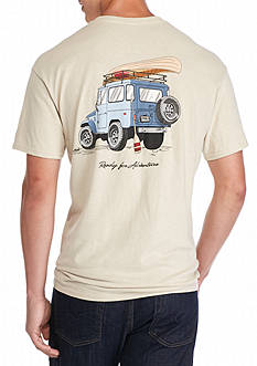 Hybrid™ Ready For Adventure Graphic Tee