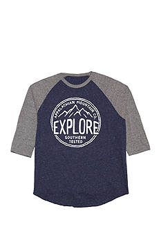 Hybrid™ Long Sleeve Explore Mountains Tee