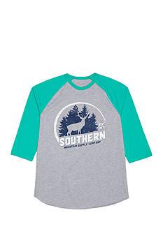 Hybrid™ Long Sleeve Southern Mountain Co Tee