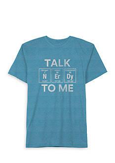 Hybrid™ Talk Nerdy Element Tee