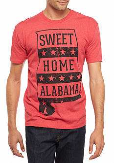 Hybrid™ Sweet Home Alabama Graphic Tee