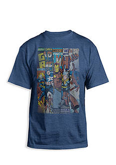 Hybrid™ Marvel® Ripped Cover Tee