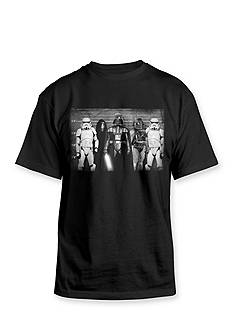 Hybrid™ Star Wars Bad Guys Line Up Graphic Tee