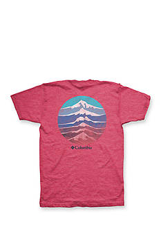 Columbia Short Sleeve Mountain Rise Tee