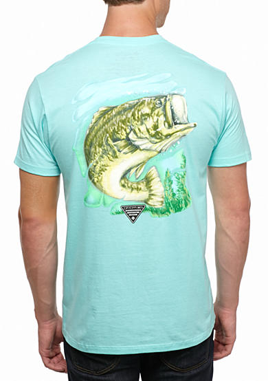 Hybrid™ PFG® The Search Bass Short Sleeve Graphic Tee