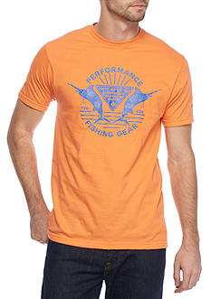 Columbia PFG Pinhead Marlin Graphic Tee