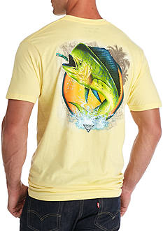 Columbia PFG Short Sleeve Dorado Graphic Tee
