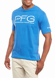 Columbia PFG® Short Sleeve Hooks Graphic Tee