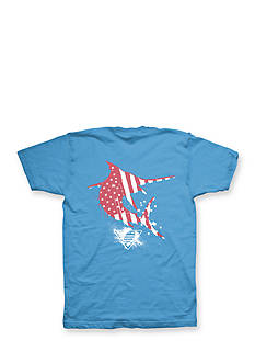 Columbia Short Sleeve American Marlin Tee