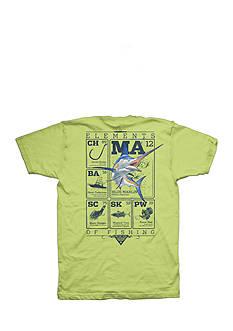 Columbia PFG Elements Marlin Short Sleeve Graphic Tee