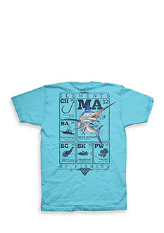 Columbia PFG Elements Marlin Short Sleeve Graphic Tee
