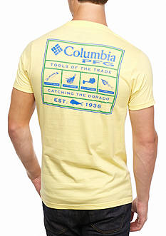 Columbia PFG® April Elements Short Sleeve Graphic Tee