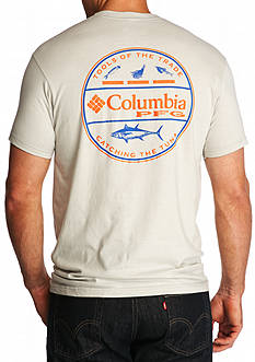 Columbia Short Sleeve Tee Casey Tools & Trade