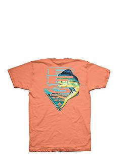 Hybrid™ Short Sleeve Bama Dorado T-Shirt