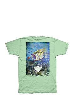 Columbia Short Sleeve Artistic Freshwater Graphic Tee