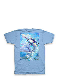 Columbia Short Sleeve Artistic Off Shore Graphic Tee