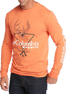 Columbia PHG Saison Long Sleeve Graphic Tee