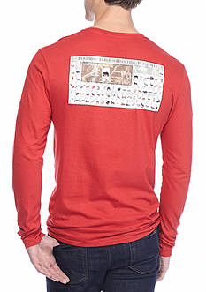 Columbia Long Sleeve PHG Periodic Chart Tee