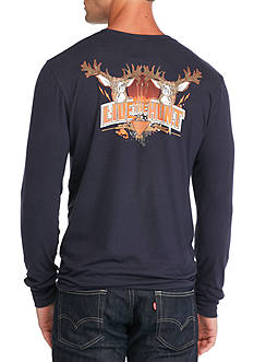 Columbia PHG Live The Hunt Long Sleeve Graphic Tee