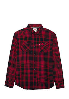 Levi's Long Sleeve Thorton Flannel Shirt