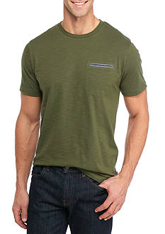 Levi's Short Sleeve Mark Slub Jersey Shirt