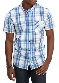 Levi's Short Sleeve Bardley Poplin Shirt