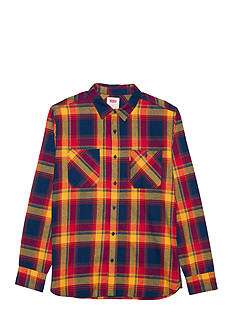 Levi's Long Sleeve Yaws Flannel Shirt