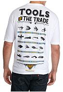 Columbia Big & Tall Tools Of The Trade Graphic Tee