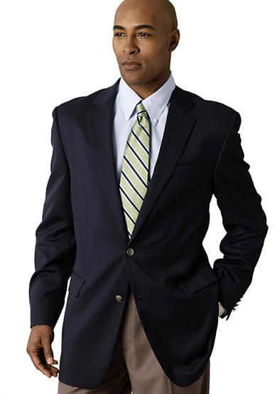 Nautica Travel Blazer With Active Stretch