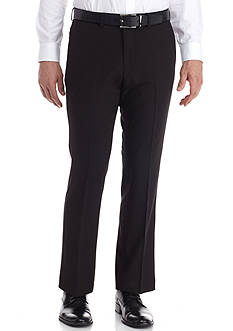 Nautica Classic Fit Herringbone Dress Pants