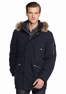 Nautica Big & Tall Bi-Blend Snorkel Jacket