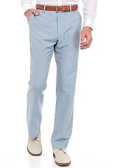 Nautica Classic-Fit Linen Blend Suit Separate Pant