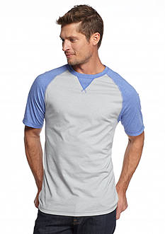 Ocean & Coast® Raglan Short Sleeve Shirt